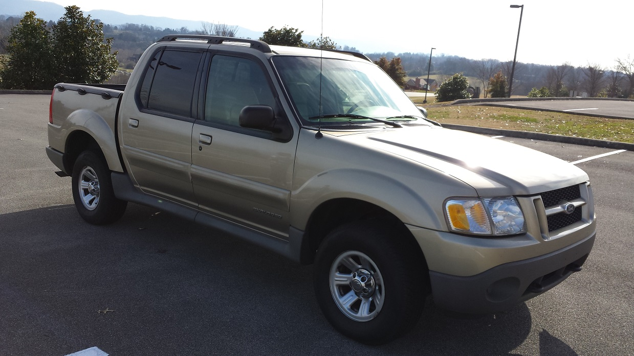 For Sale 2001 Sport Trac 302 Awd Ford Explorer And